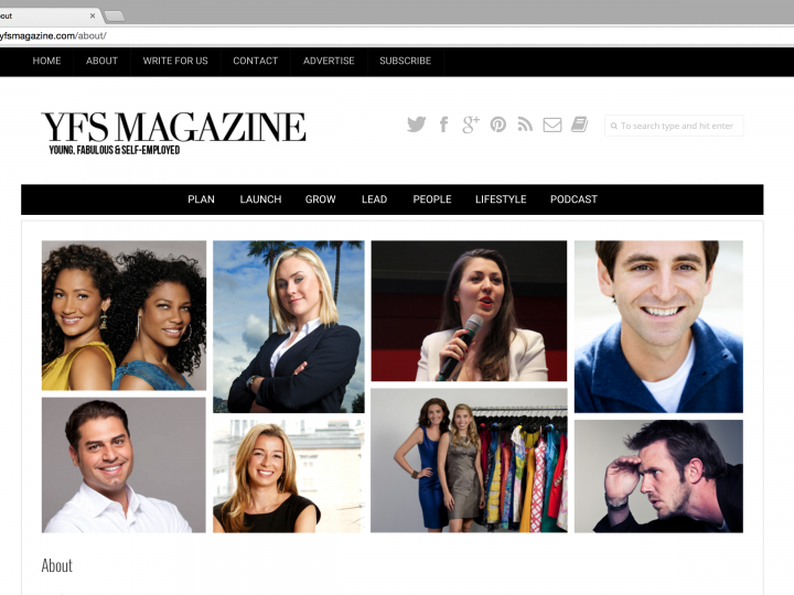 YFS Magazine Continues Expansion of Small Business Expert Line-up